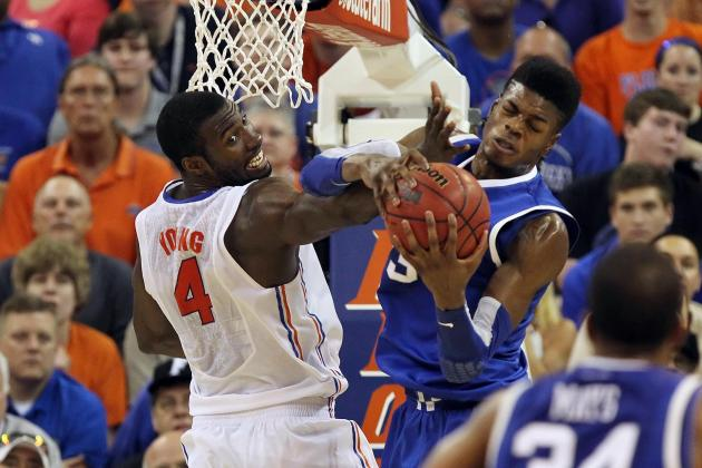 Power Ranking the SEC Big Men After Nerlens Noel's Knee Injury