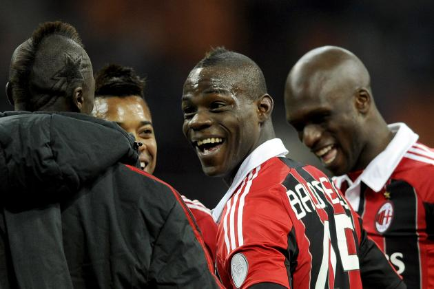 World Football: Mario Balotelli's Career in Numbers