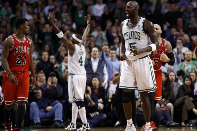 Chicago Bulls vs. Boston Celtics: Postgame Grades and Analysis