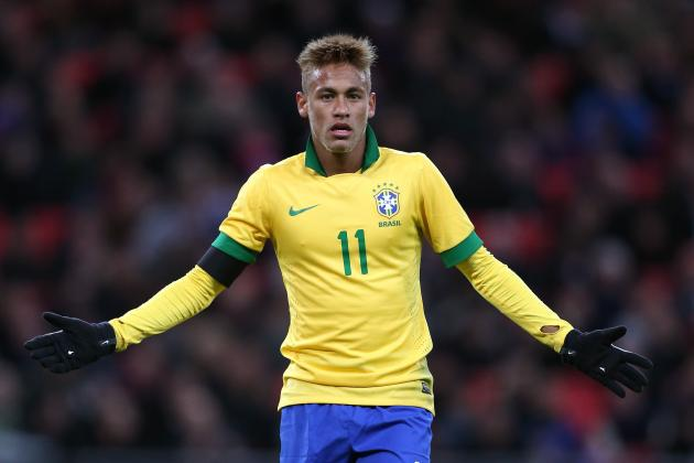 Neymar: Rounding Up the Latest Transfer Rumours for Brazilian Star