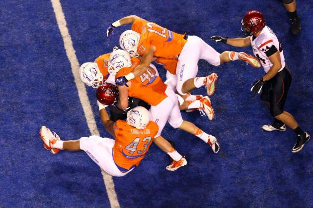 Boise State Football: Spring Practice Preview for the Defensive Line