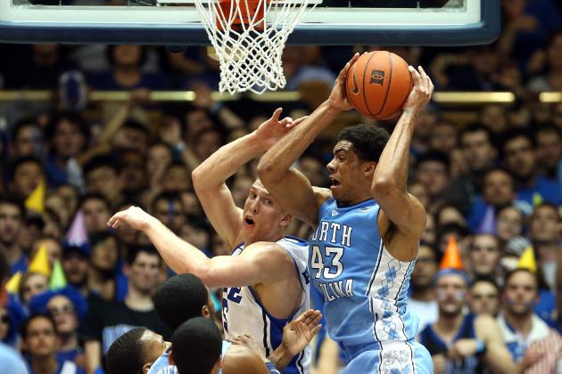 North Carolina vs. Duke: Grading Top NBA Prospects from Fierce Rivalry Game