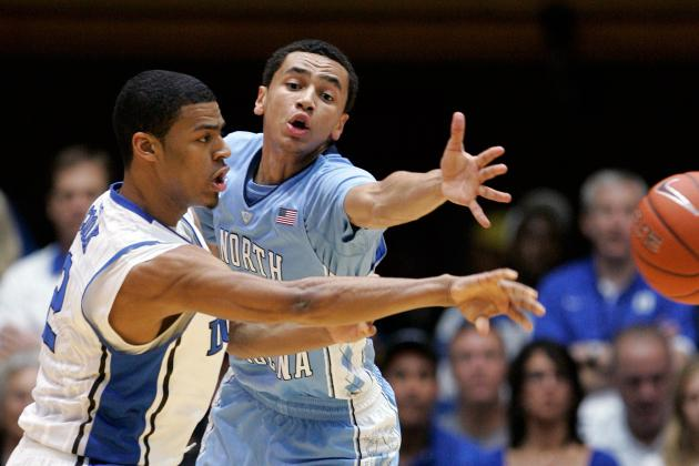 North Carolina's Blueprint to Make NCAA Tournament After Loss to Duke