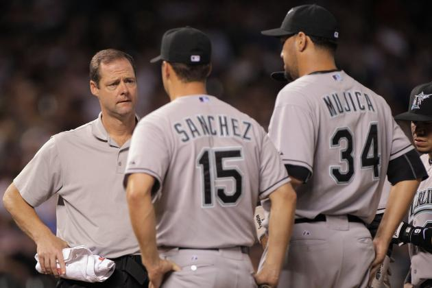 Miami Marlins Team Health Report: 2013 Injury Risk for Every Starter