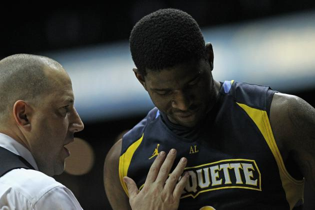 Marquette Basketball: 5 Questions Golden Eagles Face in Big East Stretch Run