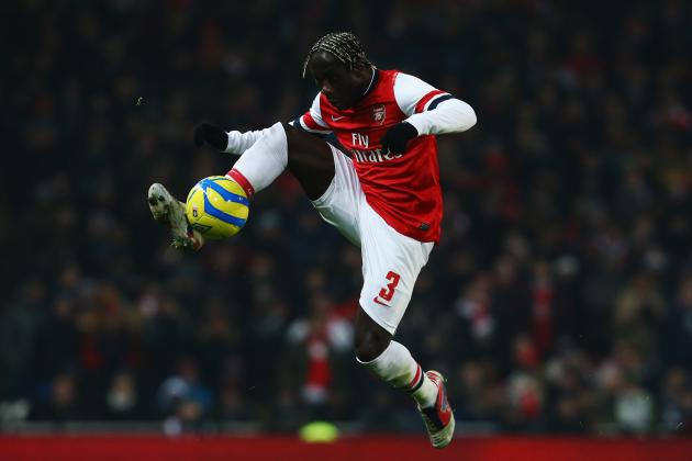 Bacary Sagna: 30 Reasons to Love the Arsenal Full-Back