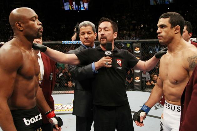 Anderson Silva vs Vitor Belfort 2: 4 Reasons This Fight Makes No Sense
