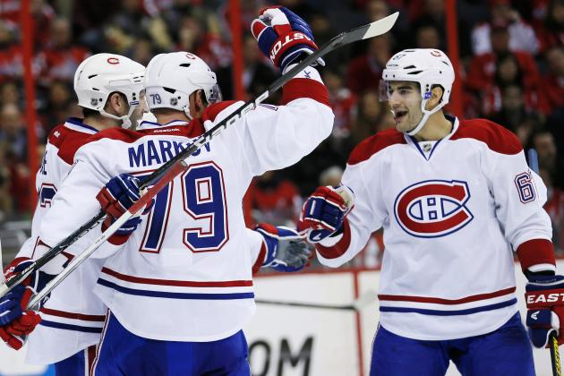 Montreal Canadiens: 5 Reasons They Are a Playoff Team