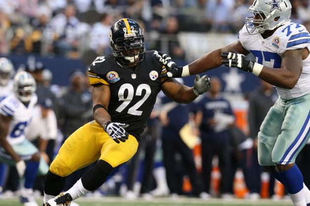 Pittsburgh Steelers: 9 Linebacker Prospects Who Could Replace James Harrison