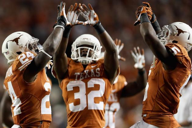 Texas Football: Power Ranking the Longhorns' Strongest Positions