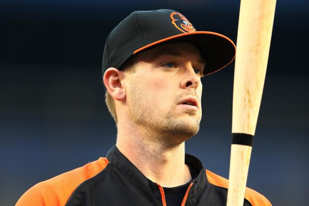 Why the Baltimore Orioles Should Wait to Give Matt Wieters Huge Extension