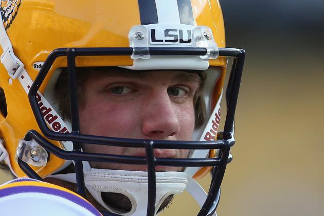 LSU Football: 10 Players Les Miles Will Rely on Most in 2013