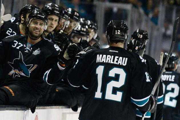 San Jose Sharks' Early-Season Stock Report