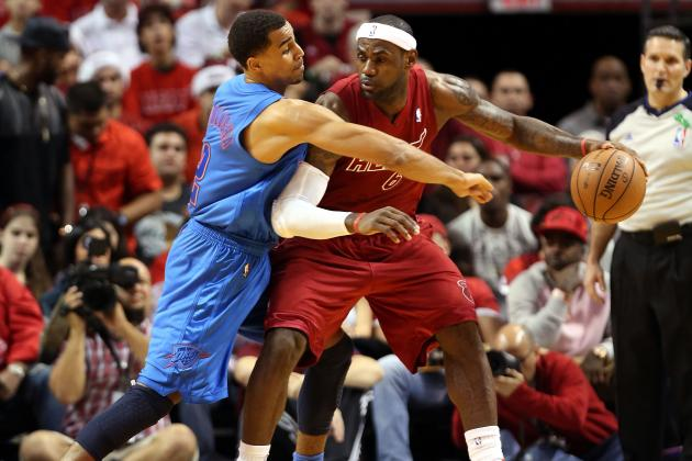 Clear Advantages Miami Heat Still Hold over Oklahoma City Thunder