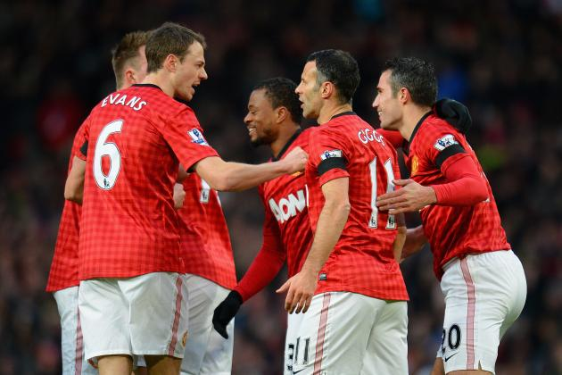 Manchester United: Realistic Ways for Them to Extend Their EPL Title Lead