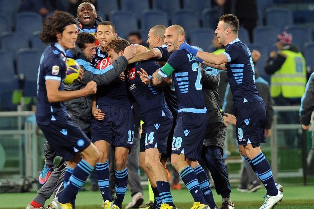 Napoli's Keys to Victory vs. Sampdoria
