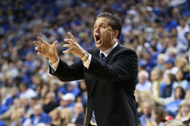 Kentucky Basketball: Ranking the Biggest Recruiting Needs for 2014 Class