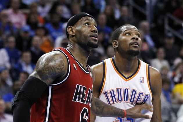 Miami Heat Sweep Season Series vs. Oklahoma City Thunder with 110-100 Win