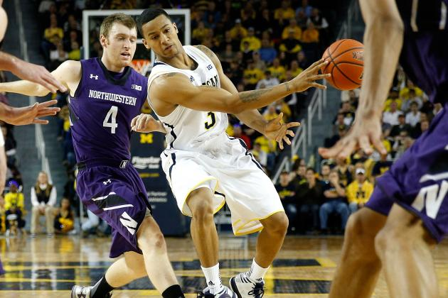 Big Ten Basketball: NBA Comparisons for Top 10 B1G Stars