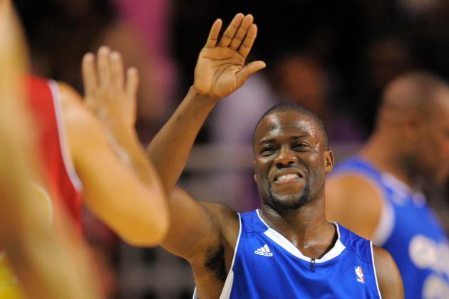 NBA All-Star Celebrity Game Players Who Can Really Ball