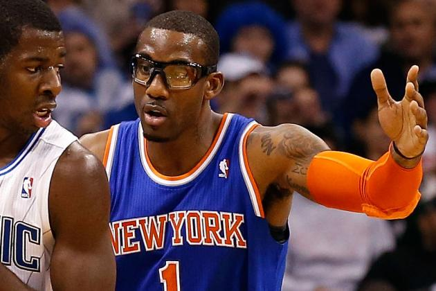 5 Reasons New York Knicks Should Hang On to Amar'e Stoudemire