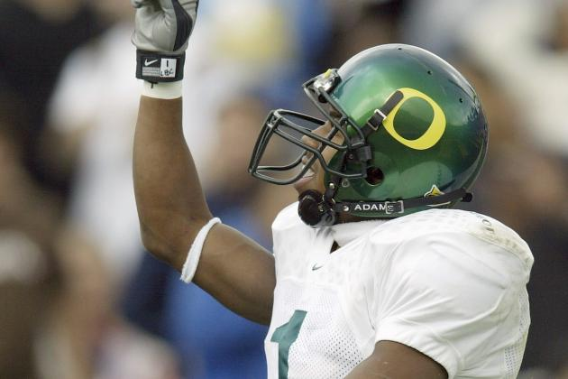 Oregon Football: Comparing the Incoming Freshmen to Former Ducks