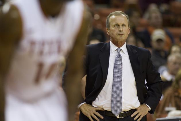 Texas Basketball: 5 Reasons the Longhorns Need to Fire Rick Barnes