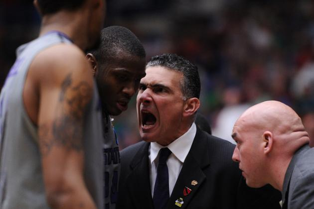 Ranking the 10 Most Fiery Coaches in NCAA Basketball
