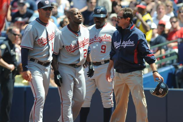Washington Nationals Team Health Report: 2013 Injury Risk for Every Starter