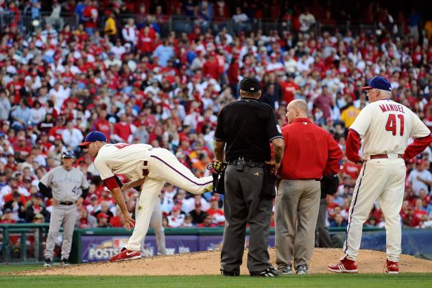 Philadelphia Phillies Team Health Report: 2013 Injury Risk for Every Starter