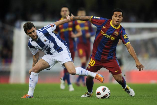 20 Most Exciting Under-21 Players in Spain's La Liga