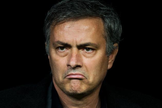 Jose Mourinho's 2012-13 Season so Far in Quotes