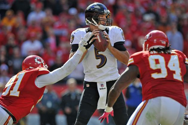 Comparing the Kansas City Chiefs to the Baltimore Ravens