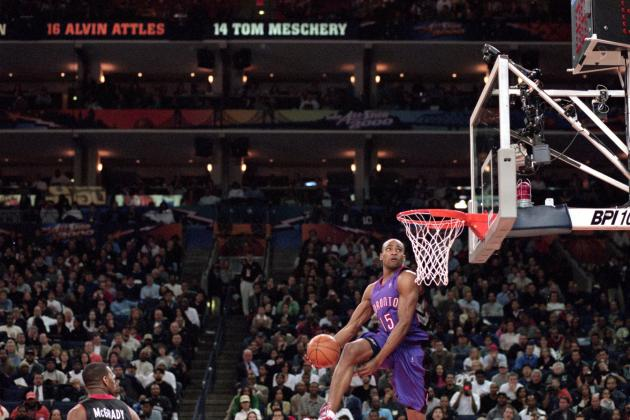 Top 5 Slam Dunk Performances of All Time
