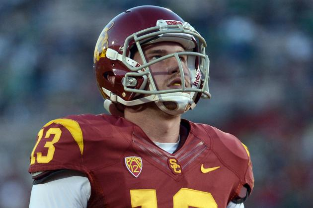 USC Football: Top Spring Practice Storylines to Watch