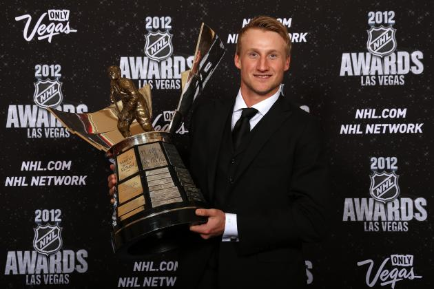 NHL Award Winners at the Quarter Mark of the 2013 Season