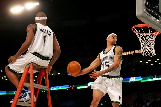 Re-Ranking the NBA's Best Dunkers of All Time