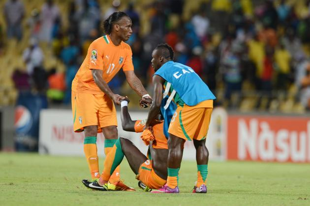 5 Ivorians to Replace the Golden Generation