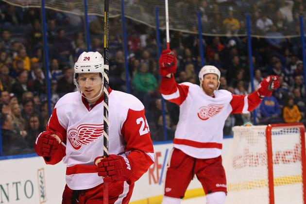 7 Storylines to Watch for the Remainder of the Detroit Red Wings Season