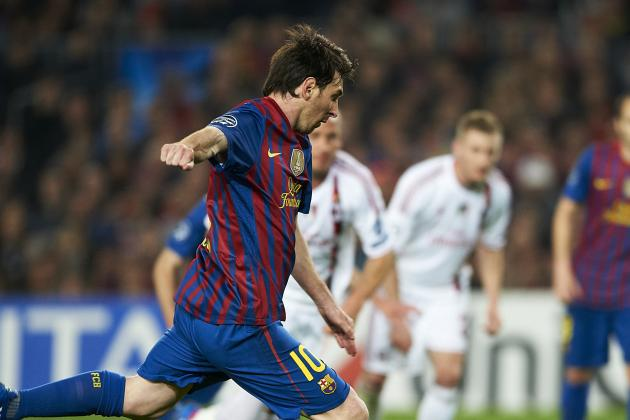UEFA Champions League: How Can AC Milan Stop Lionel Messi?