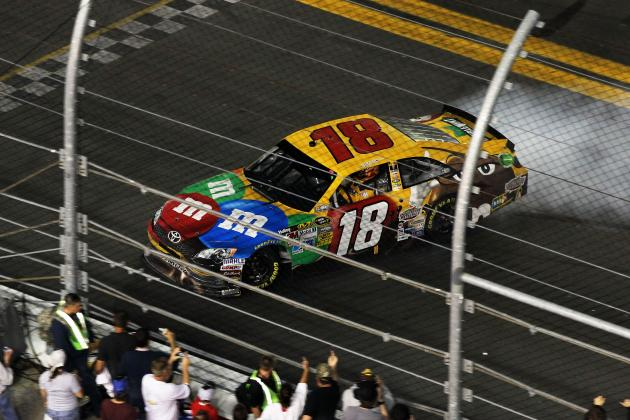 The 10 Biggest Moments in the History of the Sprint Unlimited at Daytona