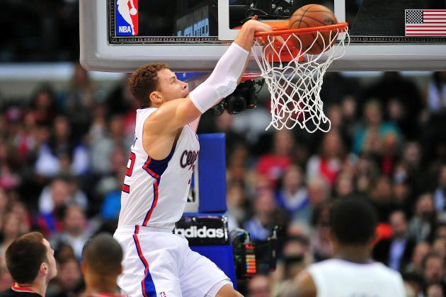Bleacher Report's Definitive NBA All-Dunker Team