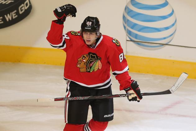 15 Best American Players Currently in the NHL