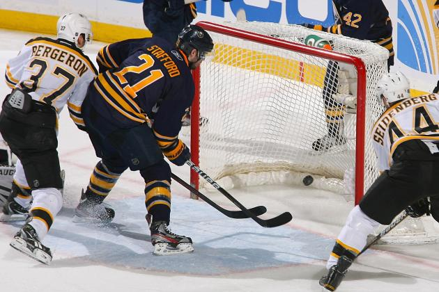 Boston Bruins: 5 Takeaways from Their 4-2 Loss to the Buffalo Sabres
