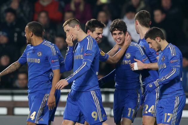 UEFA Europa League: How Chelsea Should Line Up Against Sparta Prague