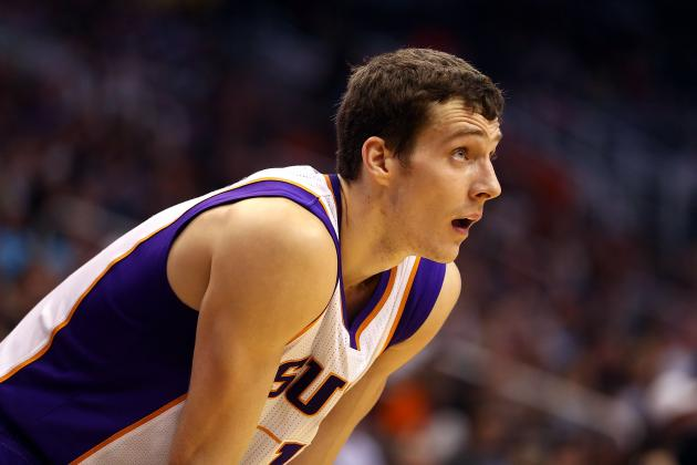 All-Star Break Grades for Each Phoenix Suns Player