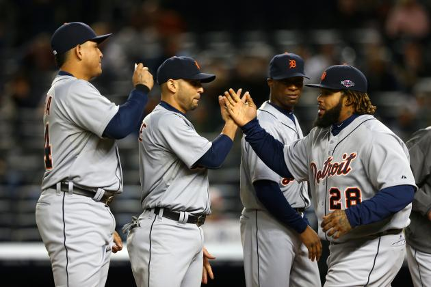 Detroit Tigers: Early Projections for 25-Man Roster in 2013