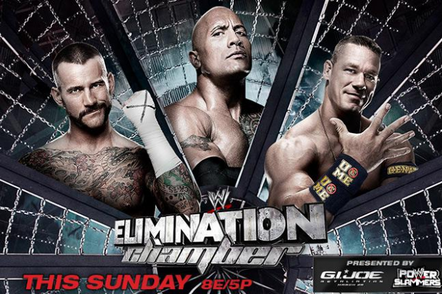 WWE Elimination Chamber 2013: Predictions for the Last Event Before WrestleMania