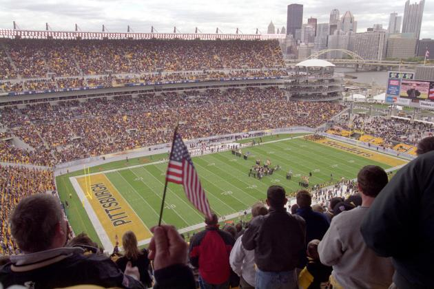 Which 4 Players Are on Pittsburgh Steelers All-Time Mount Rushmore?