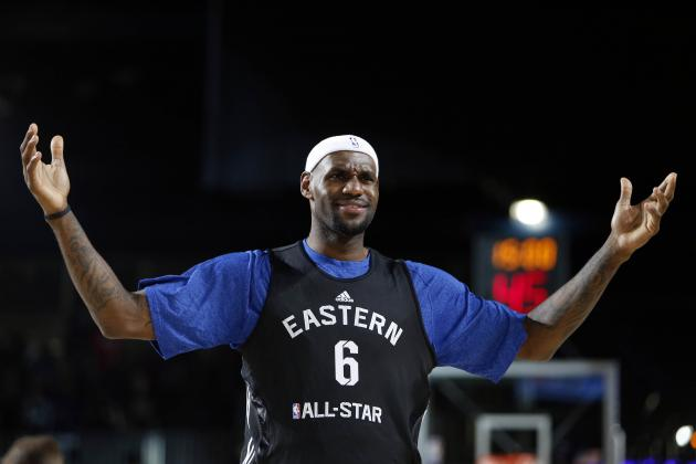 NBA All-Star Game 2013: Which Starting Lineup Has the Edge?